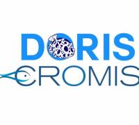 LOgos  DORIS et  CROMIS ensemble