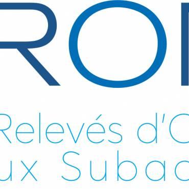 Logo long CROMIS by Subaqua, en couleurs