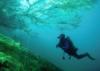 Gravière du Fort sous l'eau